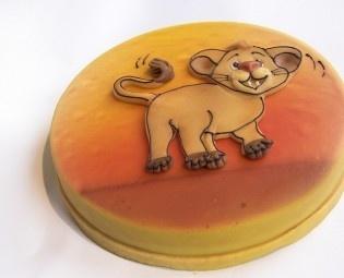 Kindertorte Simba