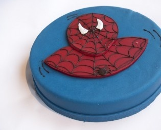 Kindertorte Spiderman