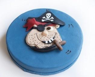 Kindertore Pirat