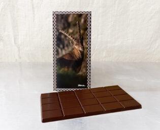 Steinbock_Dunkleschokolade_Tafel_70